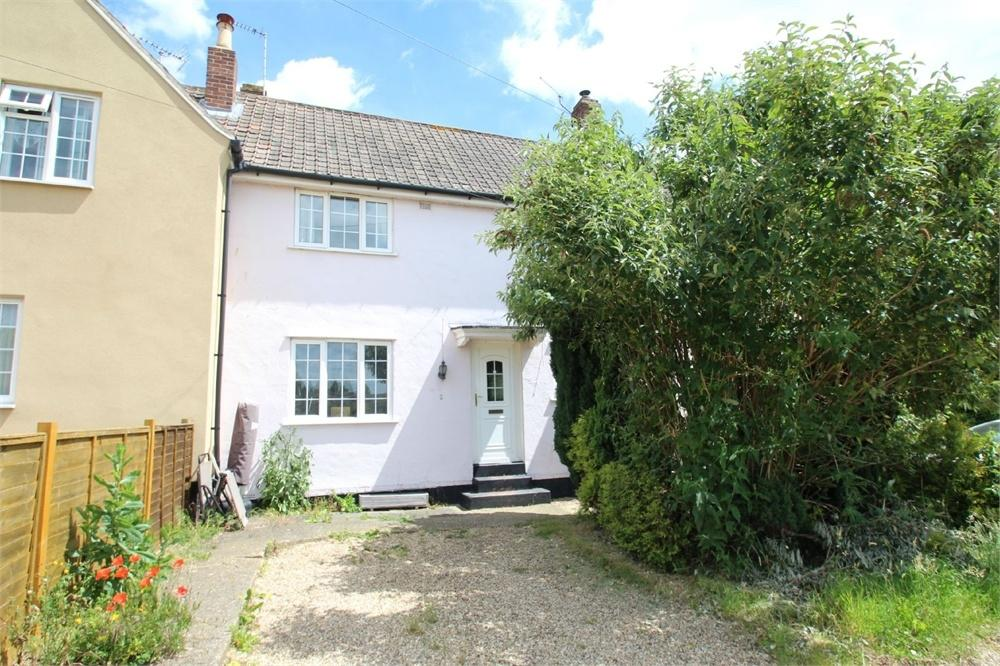 3 Bedrooms Terraced House for sale in Harpers Hill, Nayland, COLCHESTER, Suffolk
