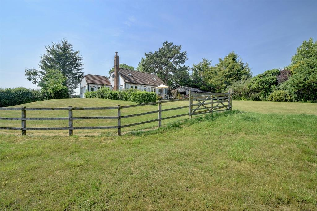 3 Bedrooms Detached House for sale in The Old Road, West Meon, PETERSFIELD, Hampshire