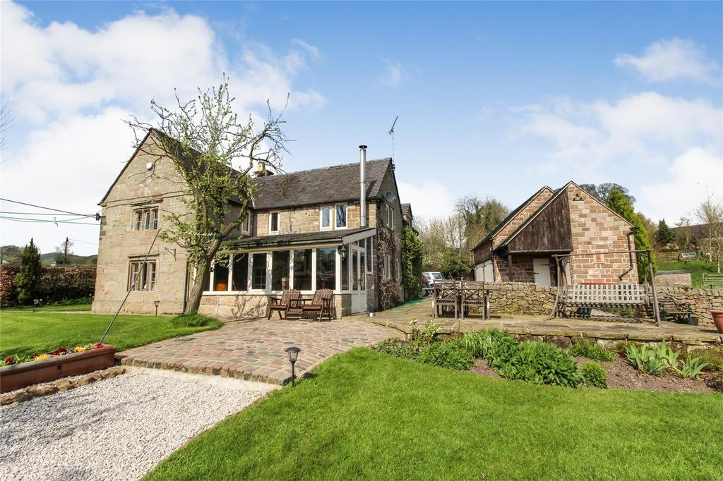 4 Bedrooms Detached House for sale in Wootton, Ellastone, Ashbourne, Derbyshire