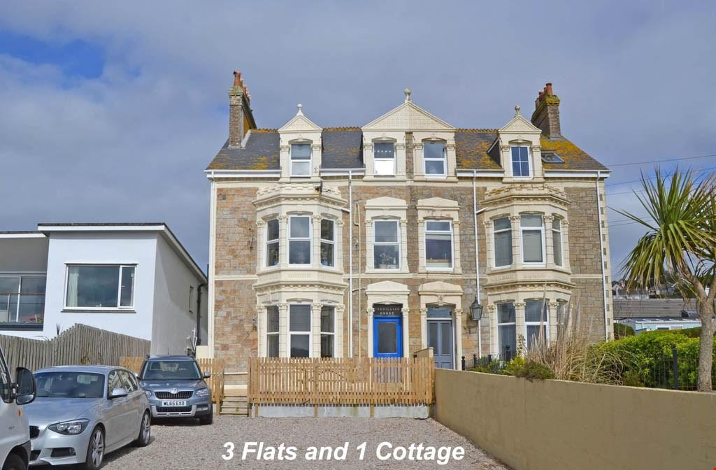 6 Bedrooms Semi Detached House for sale in Marazion, Mounts Bay, West Cornwall, TR17