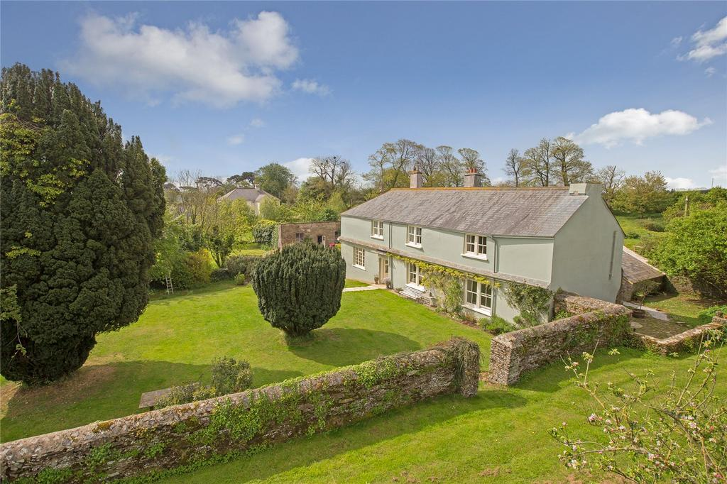 6 Bedrooms Equestrian Facility Character Property for sale in Dittisham, Dartmouth, TQ6