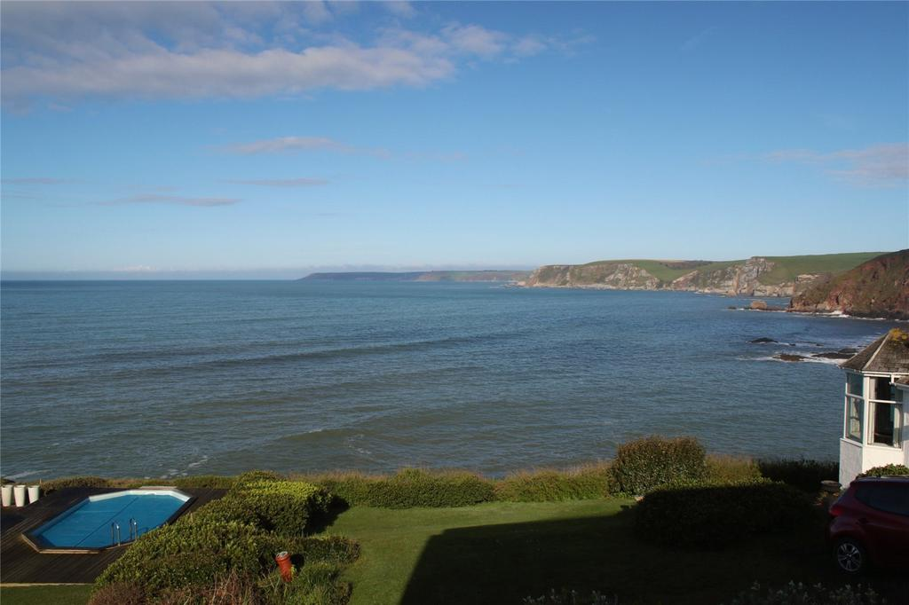 3 Bedrooms Detached House for sale in Marine Drive, Bigbury on Sea, Kingsbridge, TQ7