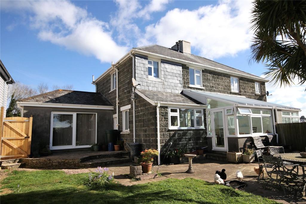 3 Bedrooms Semi Detached House for sale in West Charleton, Kingsbridge, Devon, TQ7