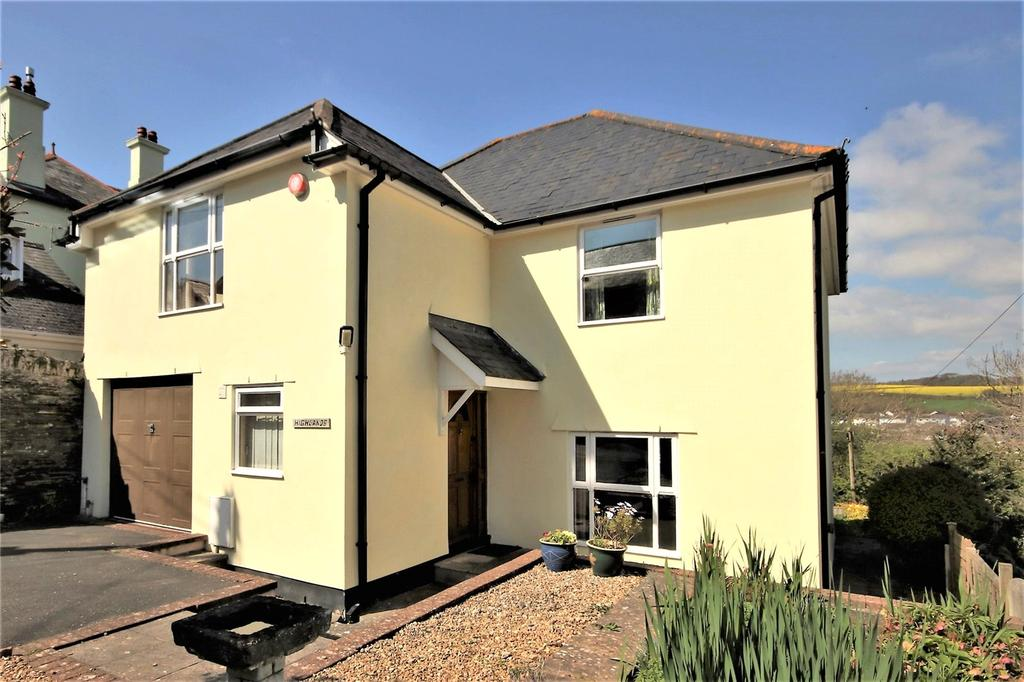 4 Bedrooms Detached House for sale in Frogmore Terrace, Kingsbridge, Devon, TQ7