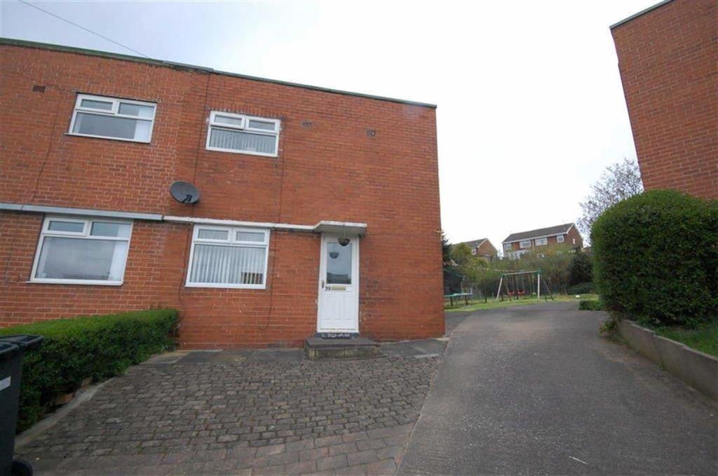 3 Bedrooms Semi Detached House for sale in Chapel Avenue, Heckmondwike, WF16