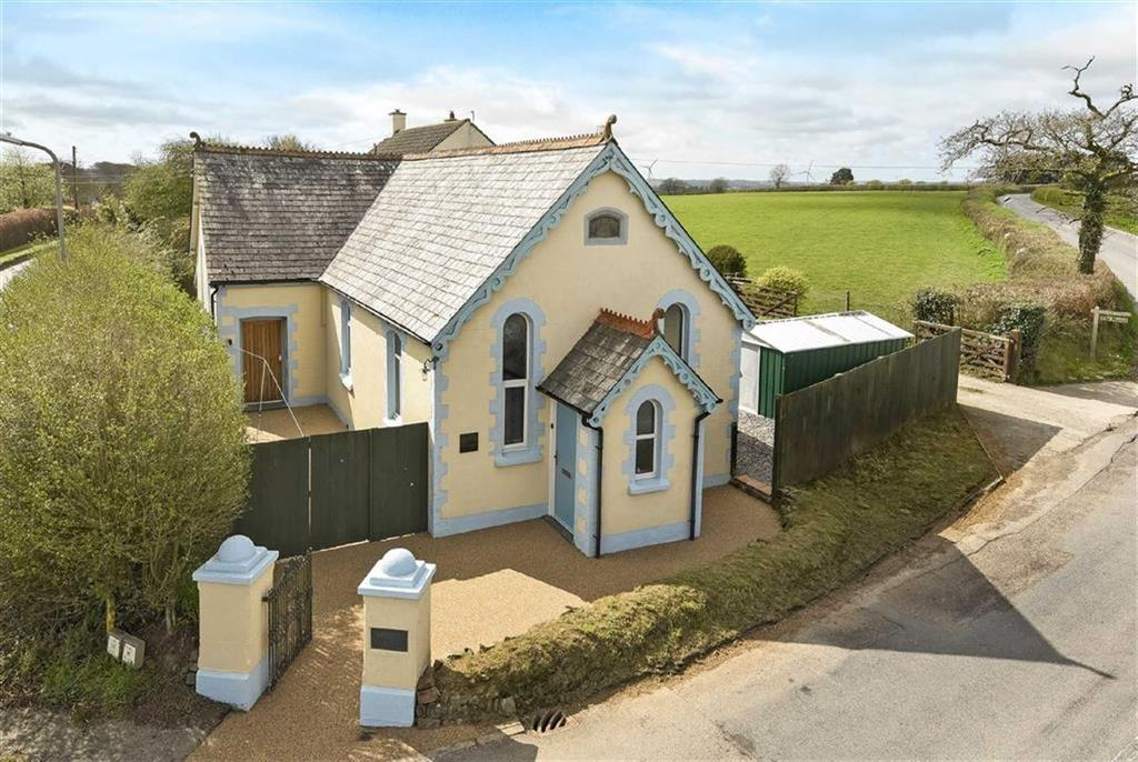 4 Bedrooms Detached House for sale in Stibb Cross, Torrington, Devon, EX38
