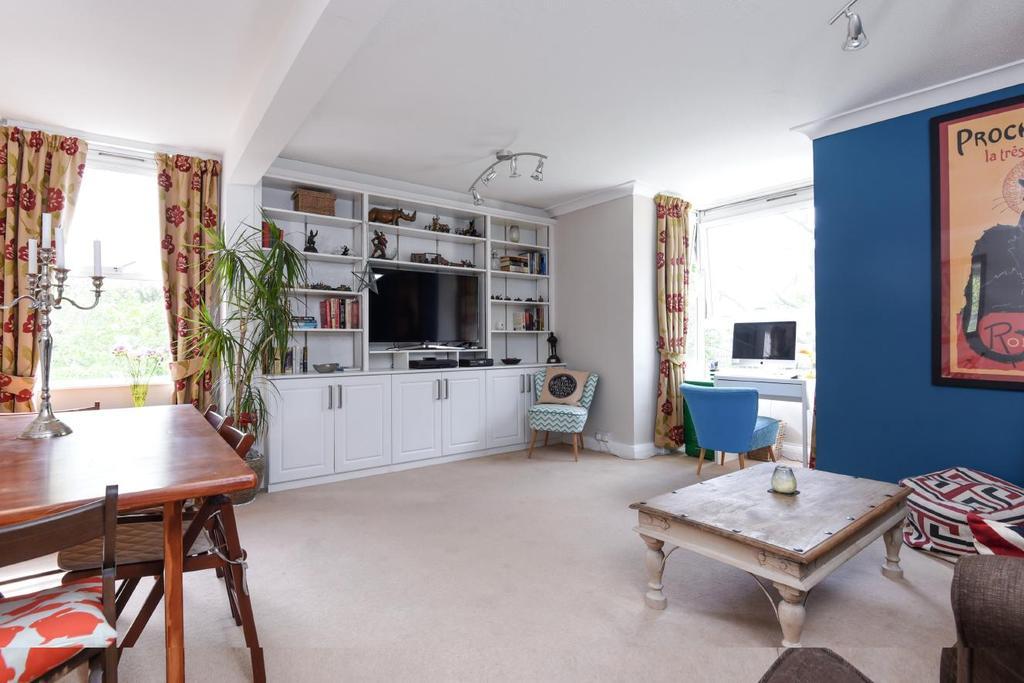 2 Bedrooms Flat for sale in Meyrick Road, Battersea