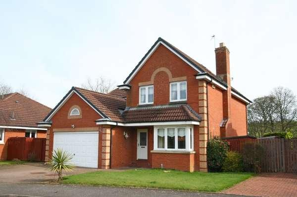 5 Bedrooms Detached House for sale in 27 Smithycroft, Hamilton, ML3 7UL