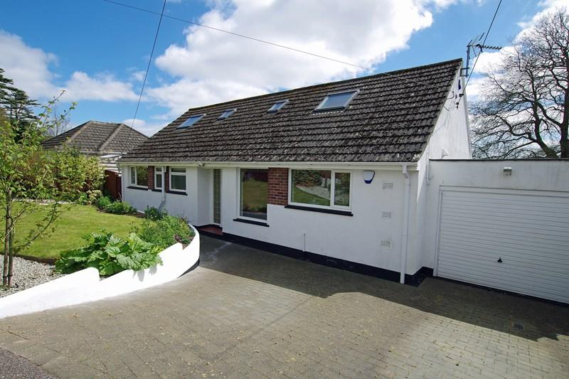4 Bedrooms Detached Bungalow for sale in Teign Close, Bishopsteignton, Teignmouth
