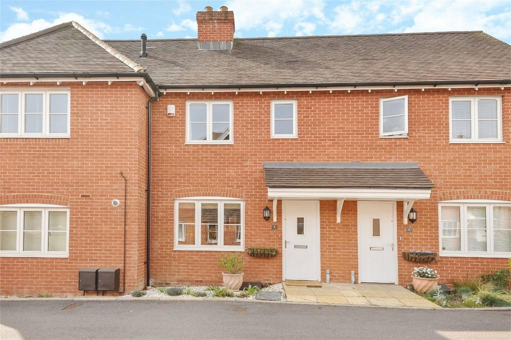 2 Bedrooms Terraced House for sale in Micheldever Station, Winchester, Hampshire