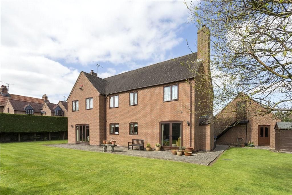 5 Bedrooms Detached House for sale in Pools Close, Chapel Street, Welford On Avon, Warwickshire, CV37