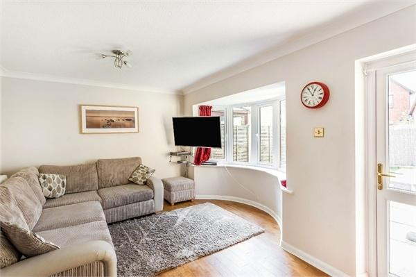 3 Bedrooms Semi Detached House for sale in Mistys Field, WALTON-ON-THAMES, Surrey