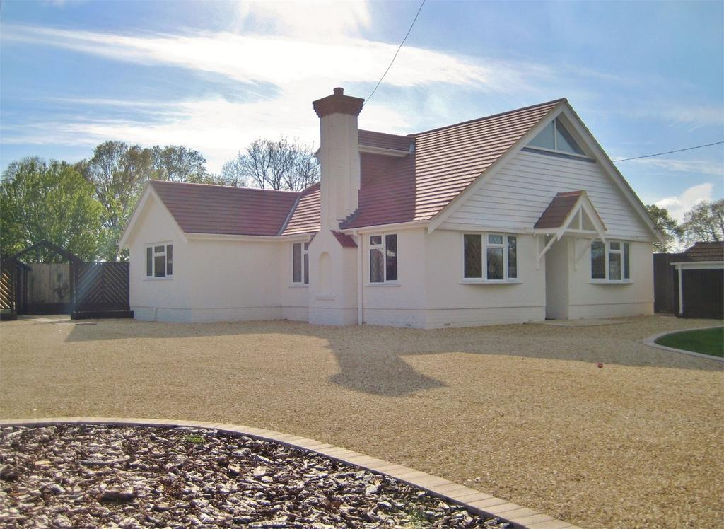 4 Bedrooms Detached House for sale in Ipley with land, New Forest, Hampshire