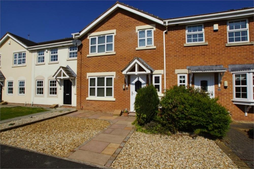 3 Bedrooms Terraced House for sale in Hermitage Way, Cypress Point, Lytham, Lancashire