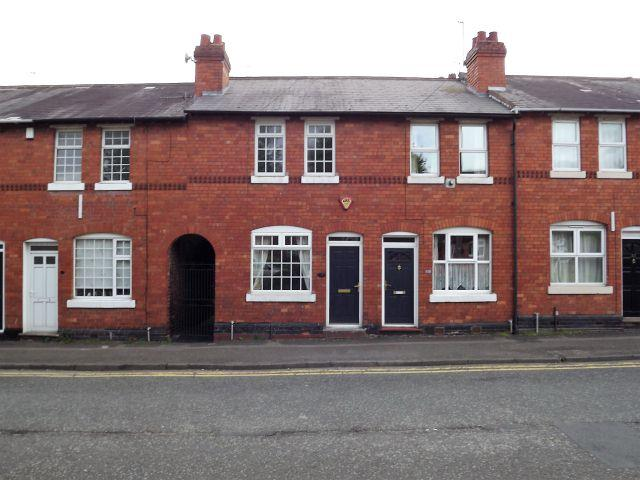 2 Bedrooms Terraced House for sale in Lower Queen Street,Sutton Coldfield,West Midlands