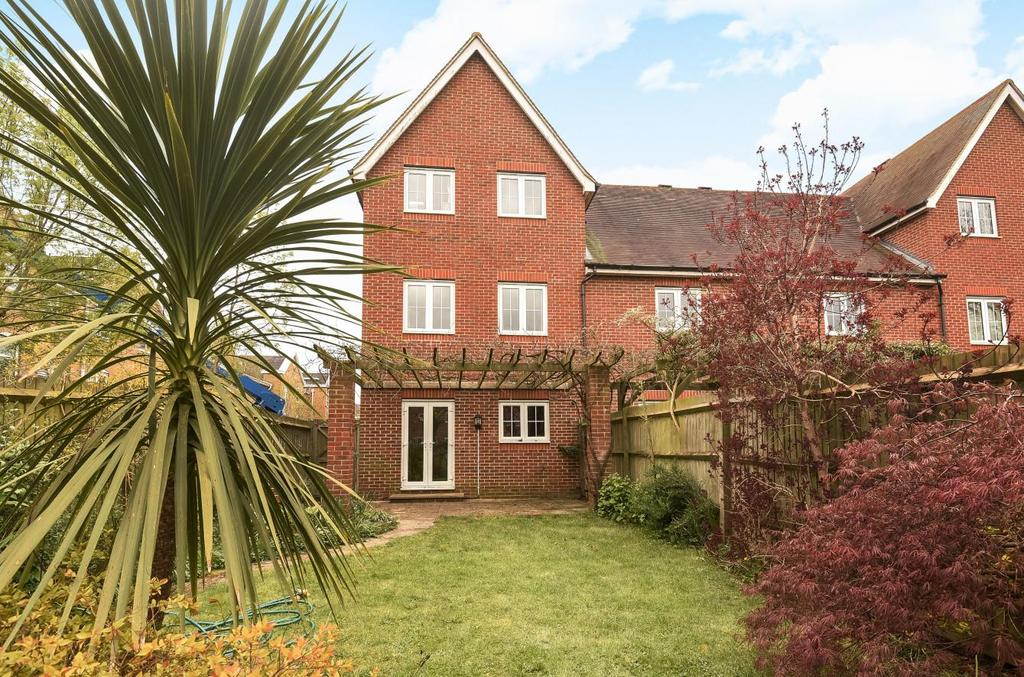 4 Bedrooms End Of Terrace House for sale in Complins Close, Central North Oxford