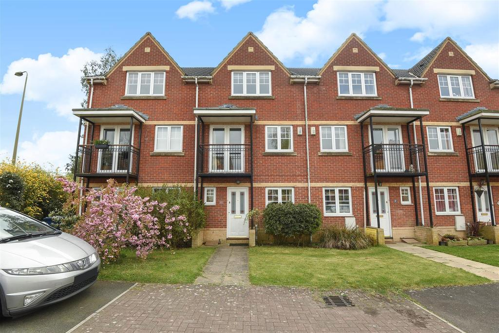 3 Bedrooms Town House for sale in Meyseys Close, Headington