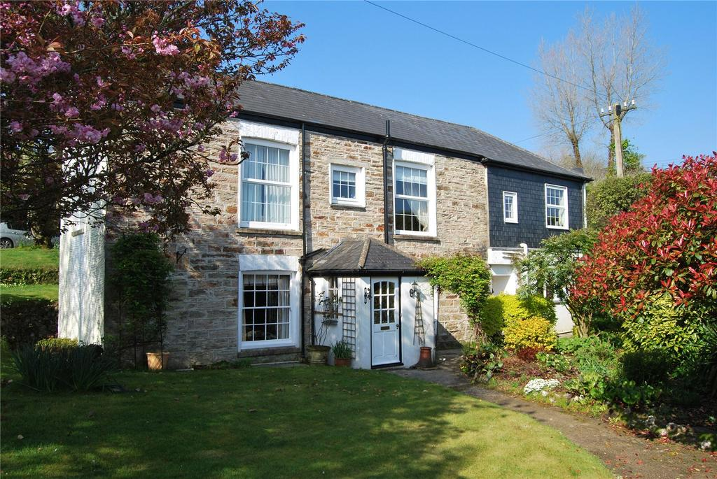 4 Bedrooms Detached House for sale in Twelveheads, Truro, Cornwall