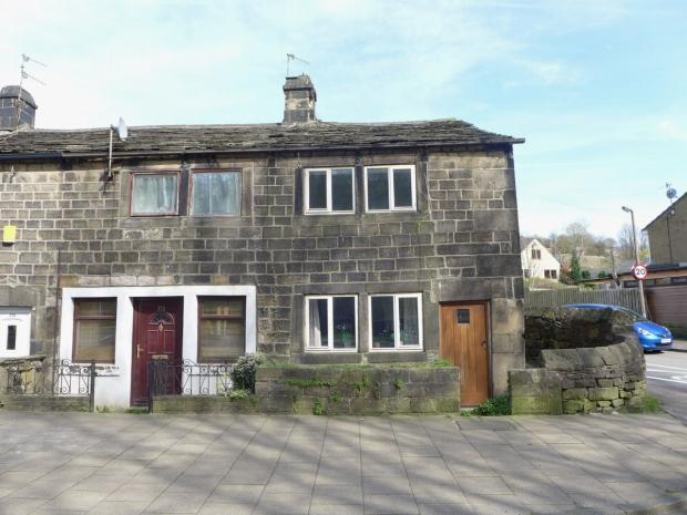 1 Bedroom Semi Detached House for sale in Burnley Road Todmorden