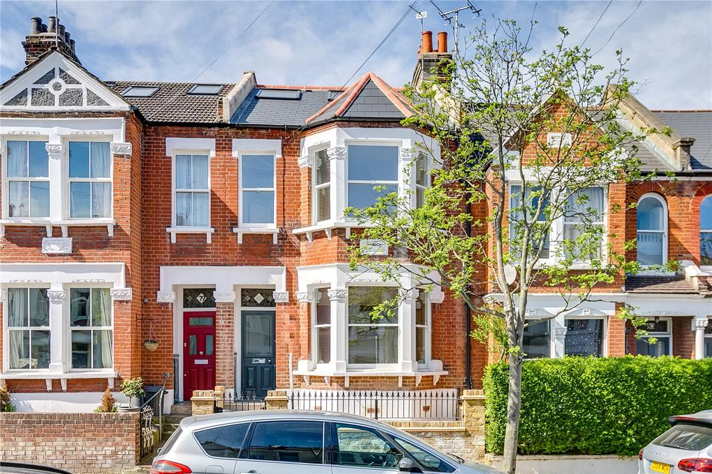 5 Bedrooms Terraced House for sale in Mexfield Road, Putney, London