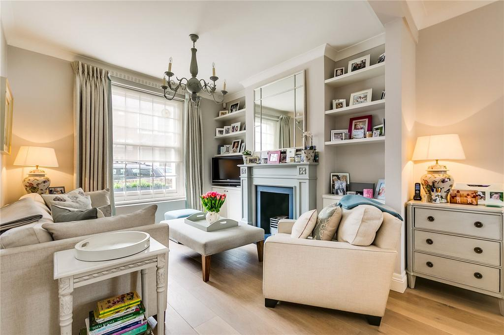 4 Bedrooms Terraced House for sale in Bridge Lane, Battersea Park, London