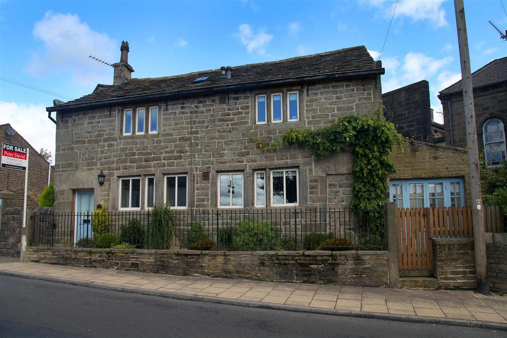 2 Bedrooms Detached House for sale in Keighley Road, Pecket Well, Hebden Bridge