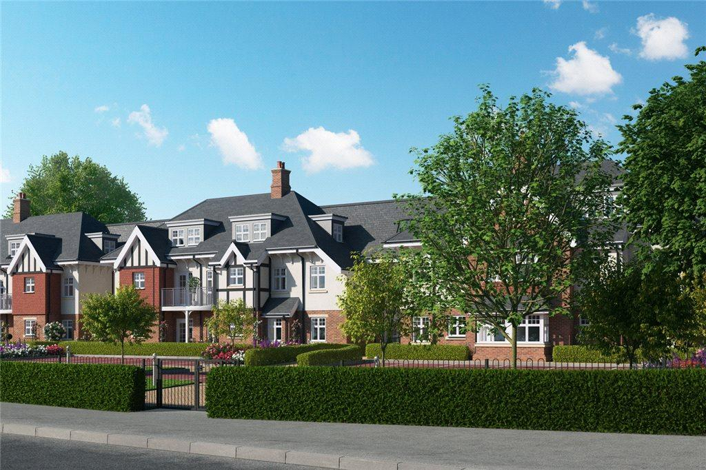 2 Bedrooms Apartment Flat for sale in Blossomfield Road, Solihull, West Midlands, B91