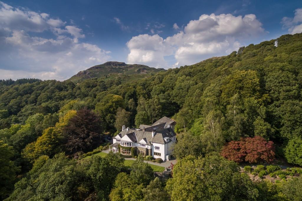 12 Bedrooms Detached House for sale in Brathay How, Clappersgate, Ambleside, Cumbria LA22 9NE