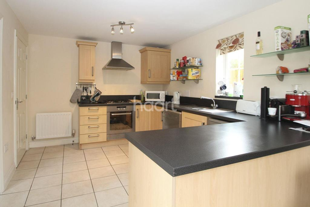4 Bedrooms Detached House for sale in Oxley Park, Milton Keynes