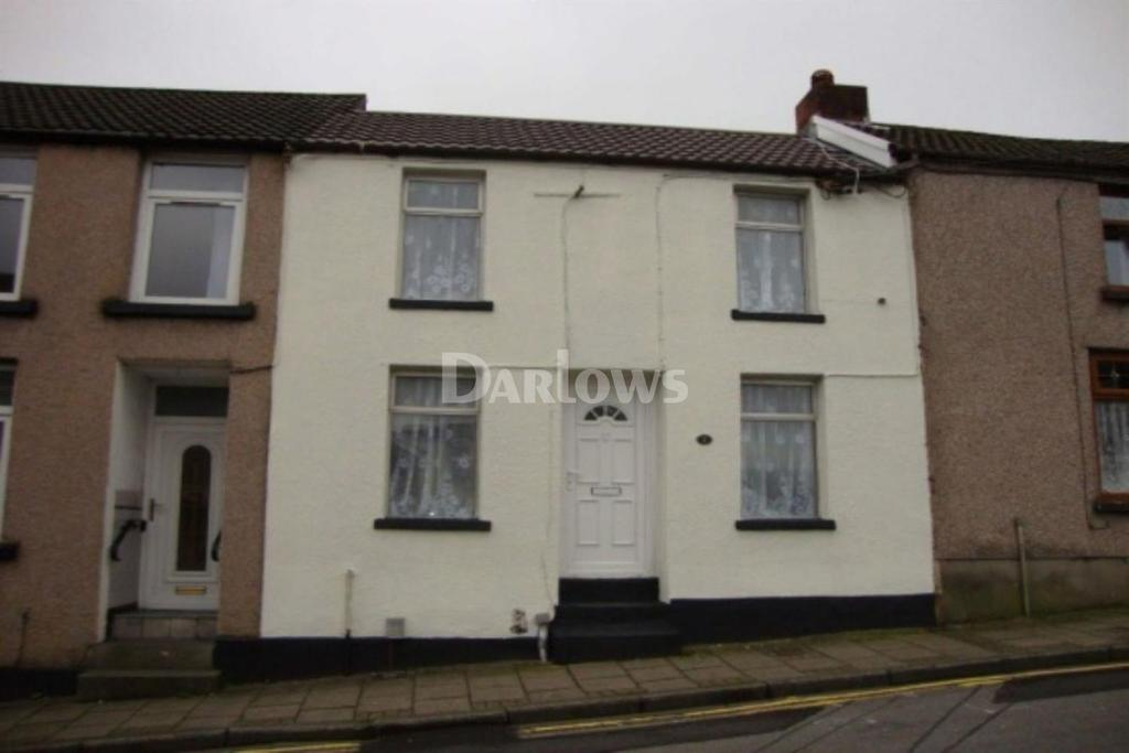 3 Bedrooms Terraced House for sale in Lllantrisant Road, The Graig