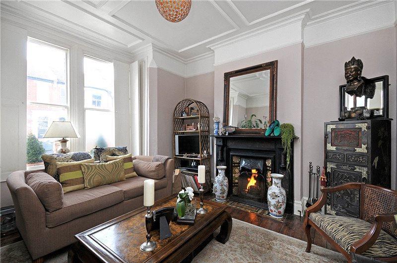 1 Bedroom Flat for sale in Davisville Road, London, W12