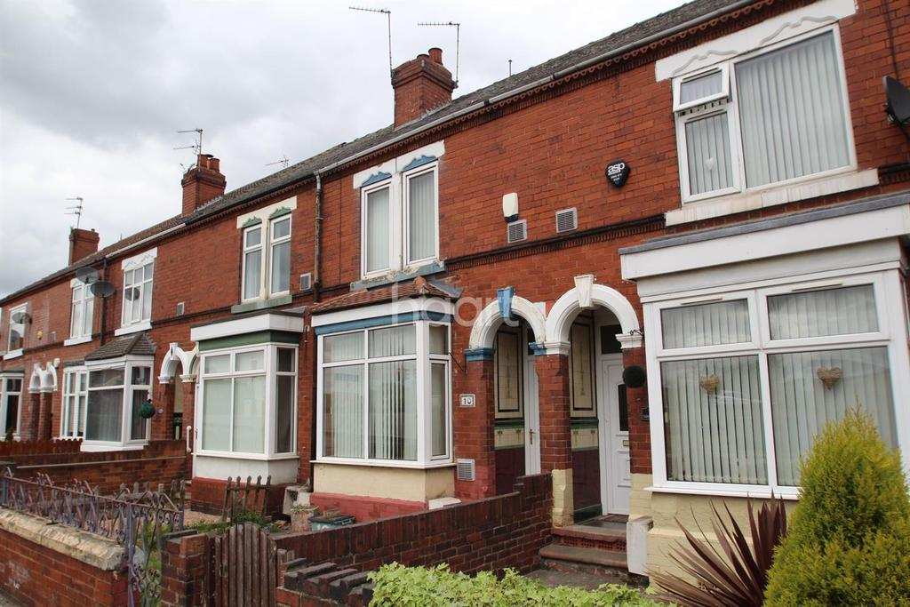 3 Bedrooms Terraced House for sale in Yarborough Terrace Bentley