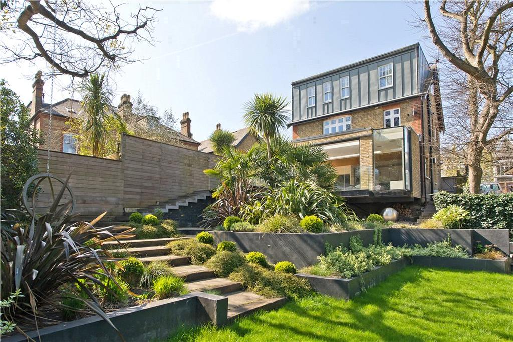 5 Bedrooms Detached House for sale in Sandycoombe Road, Richmond, Twickenham, TW1