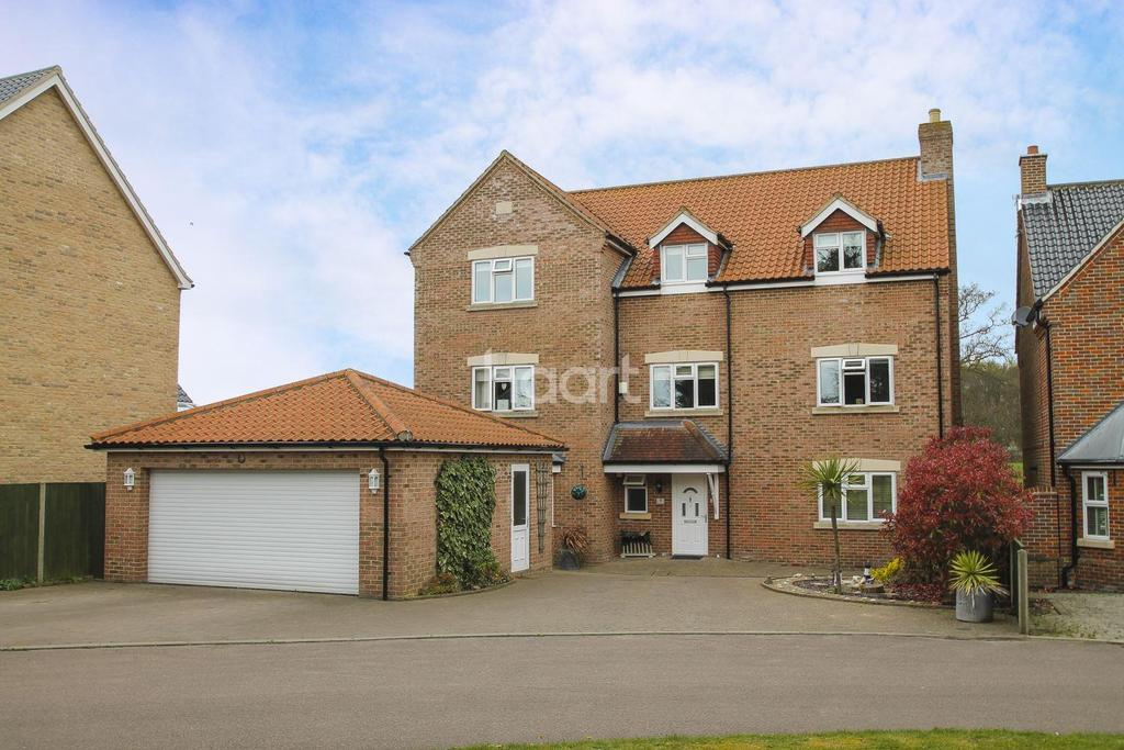 8 Bedrooms Detached House for sale in Flixton View, Oulton