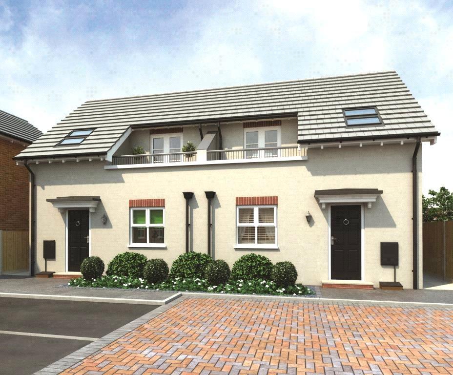 2 Bedrooms Detached House for sale in PLOT 249 LANGDON PHASE 1, Navigation Point, Cinder Lane, Castleford, West Yorkshire