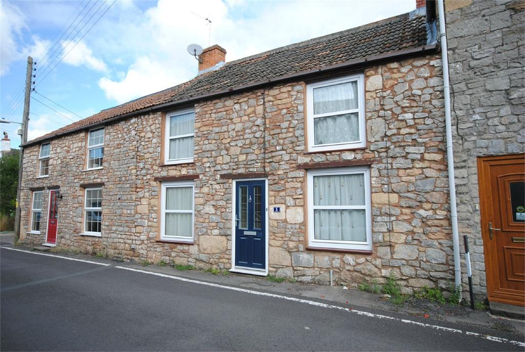 3 Bedrooms Terraced House for sale in Silver Street, Cheddar, Somerset, BS27