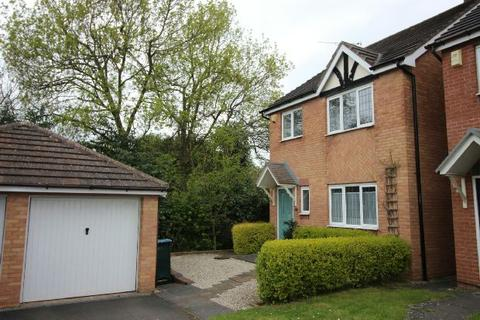 3 bedroom detached house for sale - Battalion Court, Keresley, Coventry