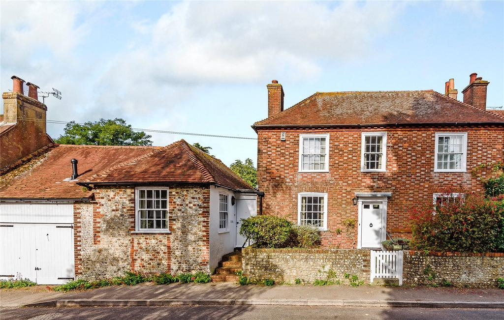 3 Bedrooms Detached House for sale in Pook Lane, East Lavant, Chichester, West Sussex