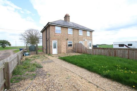 2 bedroom semi-detached house to rent - Floods Ferry Road, Doddington