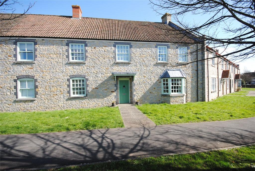 3 Bedrooms Apartment Flat for sale in Ostrey Mead, Cheddar, BS27
