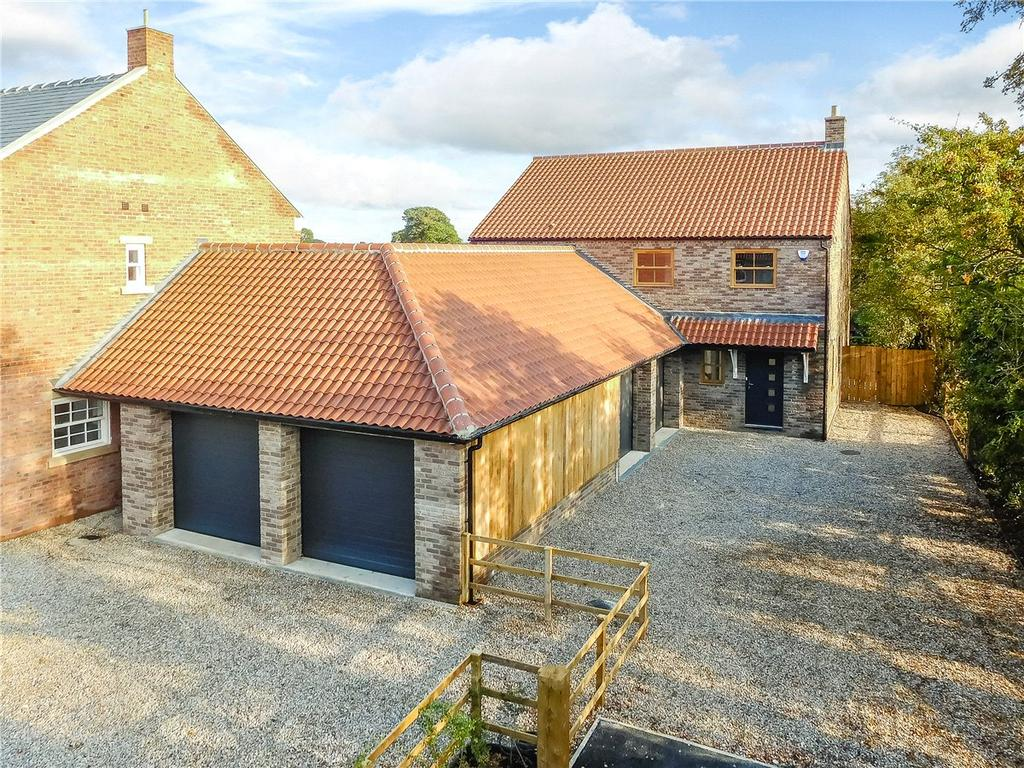 4 Bedrooms Detached House for sale in West Barn, Stump Cross Farmstead, Boroughbridge, North Yorkshire, YO51