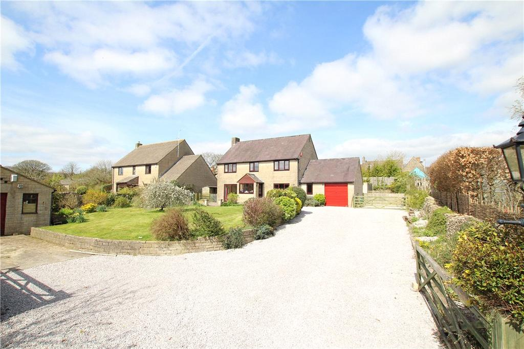 4 Bedrooms Detached House for sale in St. Martins Park, Marshfield, Chippenham, Gloucestershire, SN14
