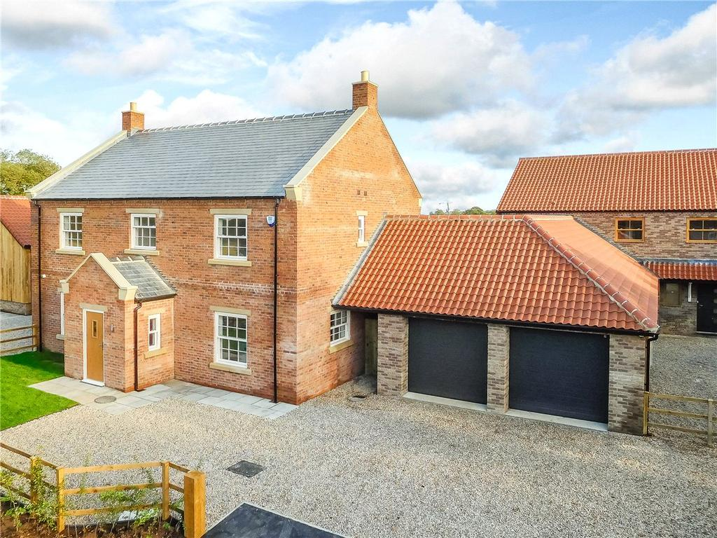4 Bedrooms Detached House for sale in Hawthorn House, Stump Cross Farmstead, Boroughbridge, North Yorkshire, YO51