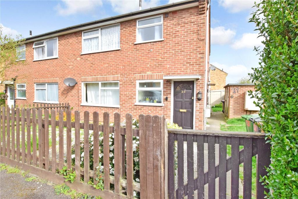 1 Bedroom Maisonette Flat for sale in Meynell Close, Melton Mowbray, Leicestershire
