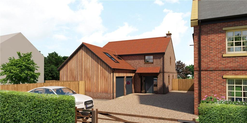 5 Bedrooms Detached House for sale in East Barn, Stump Cross Farmstead, Boroughbridge, North Yorkshire, YO51