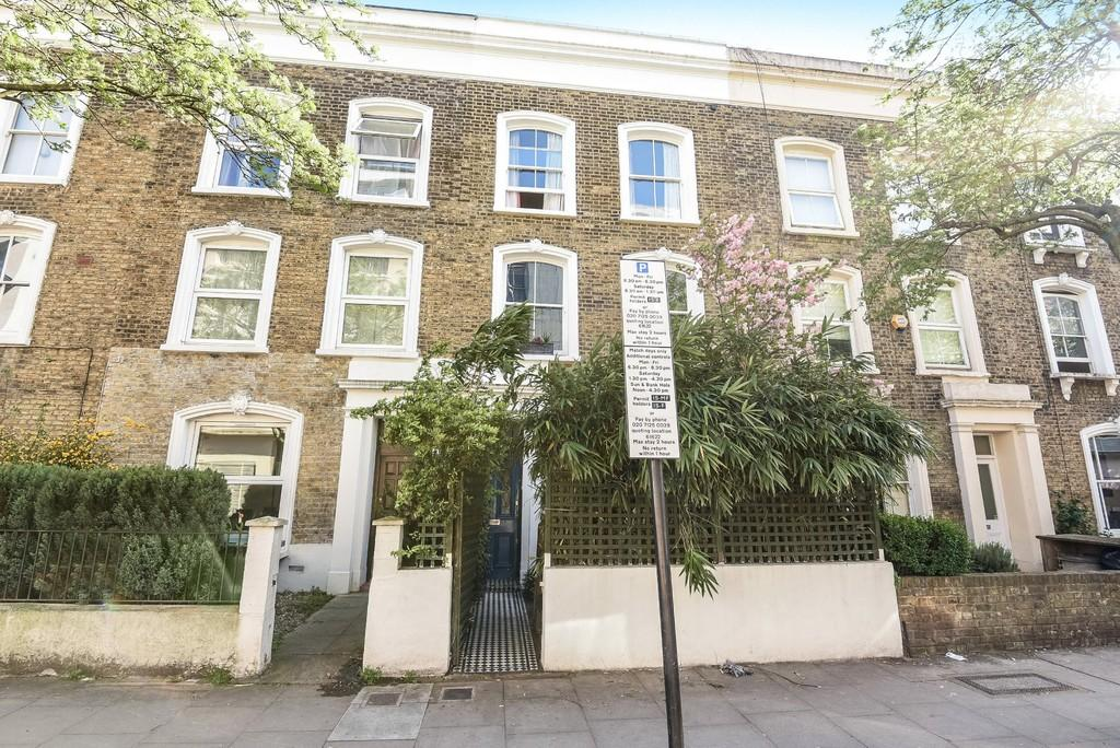 4 Bedrooms Terraced House for sale in Sussex Way, London N7 6RT