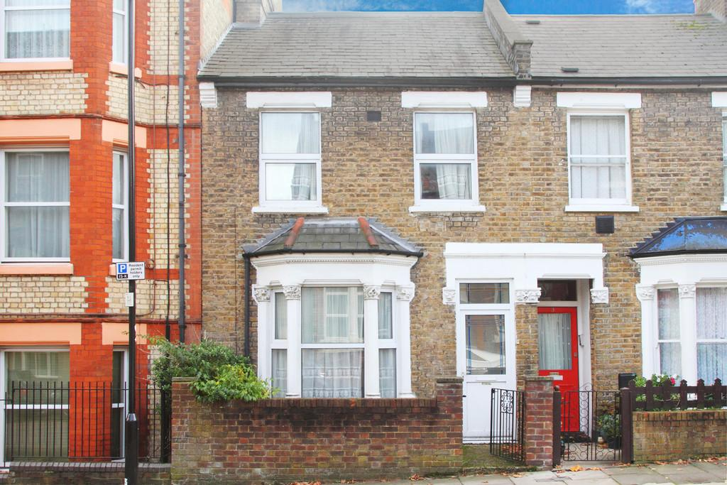 3 Bedrooms End Of Terrace House for sale in Lidyard Road , N19 5NR