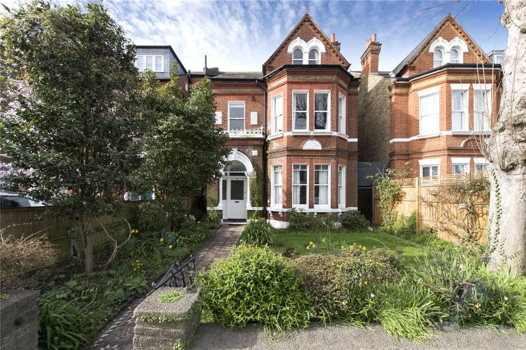 6 Bedrooms Semi Detached House for sale in Trinity Road, London, SW18