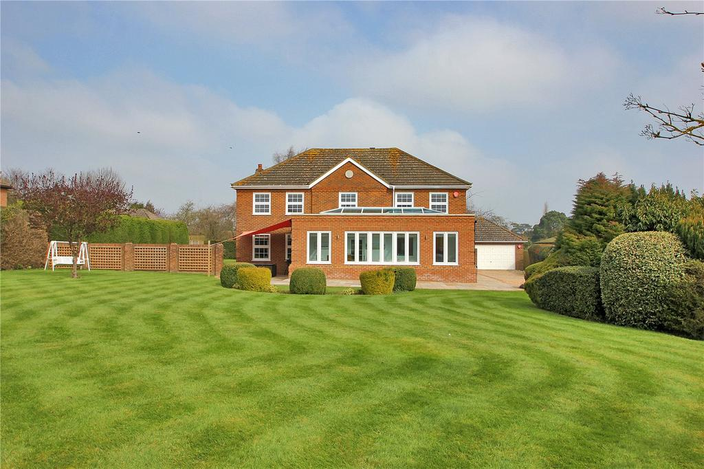5 Bedrooms Detached House for sale in Bekesbourne Lane, Littlebourne, Canterbury, Kent, CT3