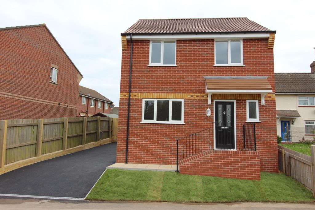 3 Bedrooms Detached House for sale in Houndwood Drove, Street
